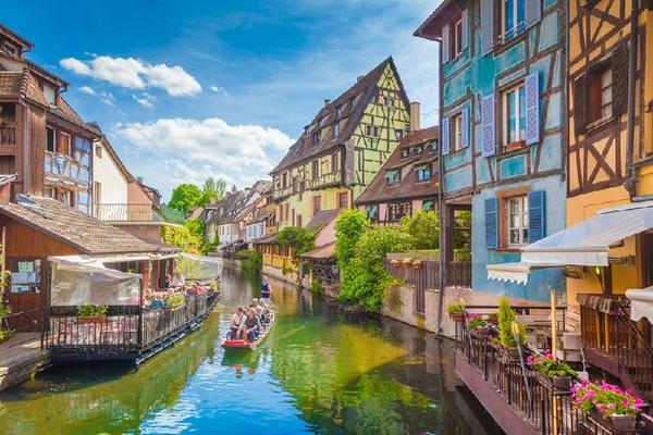 Private Basel and Colmar Day Trip from Zurich