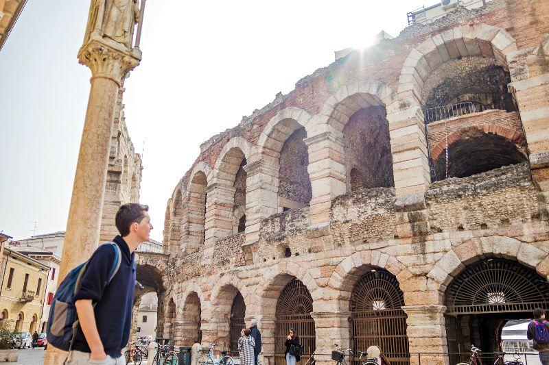 Verona Arena Guided Tour: Skip the Line
