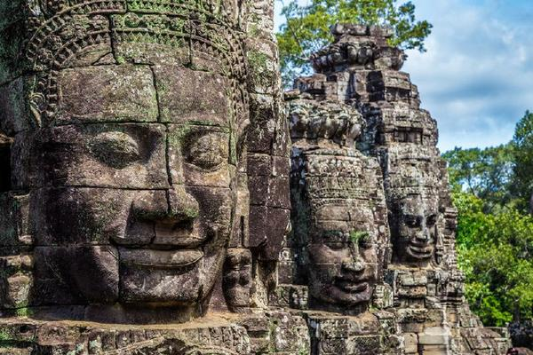 11-Day Ancient Heritage Trails of Cambodia & Vietnam Tour