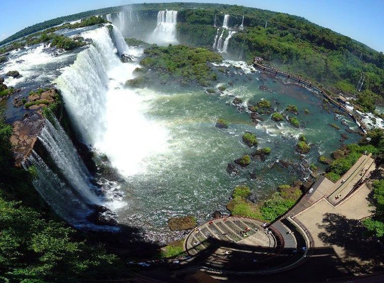 Argentina Iguazu Falls Tour From Puerto Iguazu