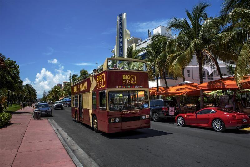 24-Hr Miami Hop-on Hop-off Sightseeing Tour