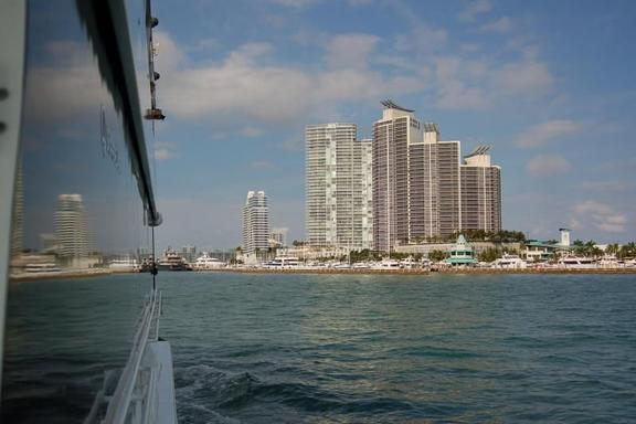 Biscayne Bay Cruise w/ Transfers