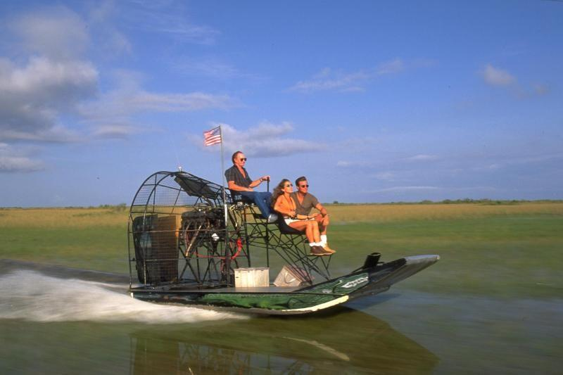 Everglades Airboat Adventure Tour W/ Transfers from Miami