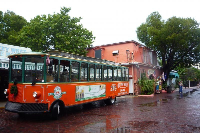 Key West Day Trip From Miami W/ Old Town Trolley Tour