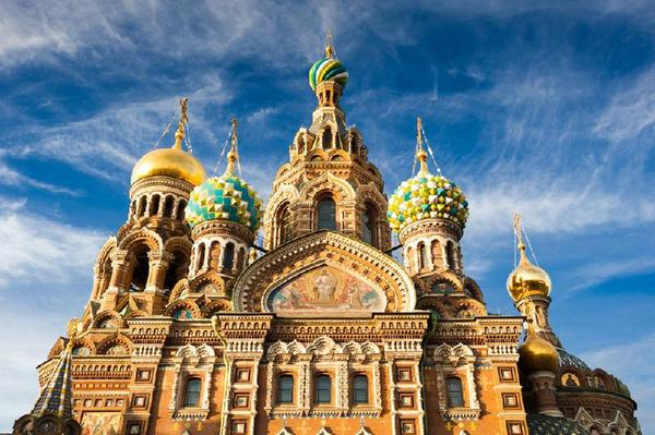 Grand Saint Petersburg Walking Tour
