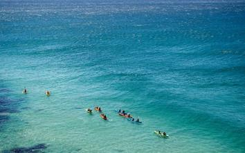 Byron Bay Kayaking Tour