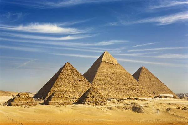 3-Day Cairo & Luxor Train Tour From Eilat/Cairo