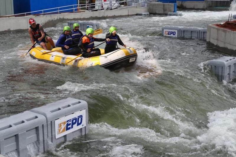 Glasgow Urban Rafting
