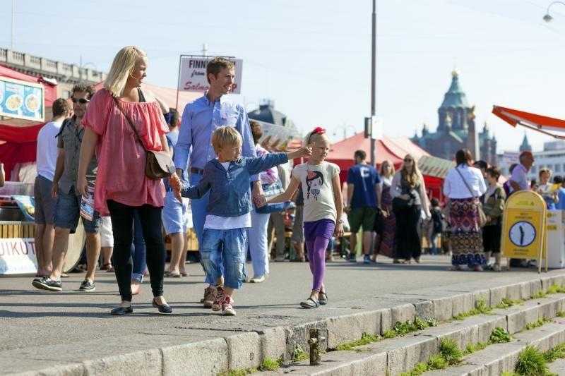 Helsinki Sightseeing Pass: Bus + Boat Tour + Museum Admission