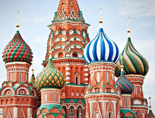 Half-Day Moscow City Tour