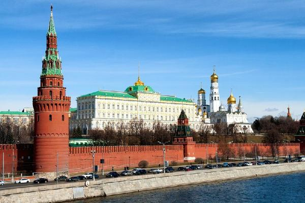 Grand Moscow Walking Tour W/ The Kremlin