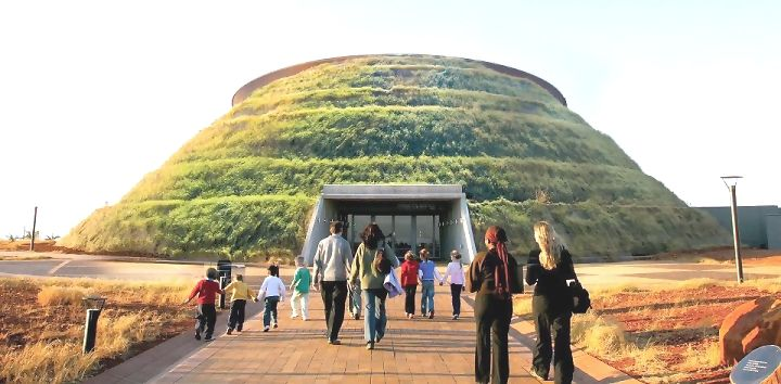 Private Cradle of Human Kind Tour from Johannesburg