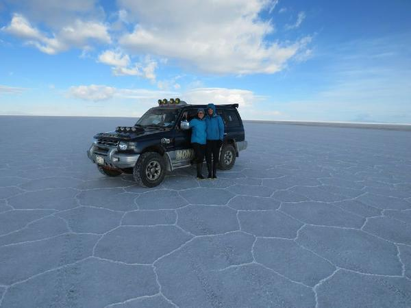 Uyuni Salt Flats and Tunupa Volcano Tour From Uyuni