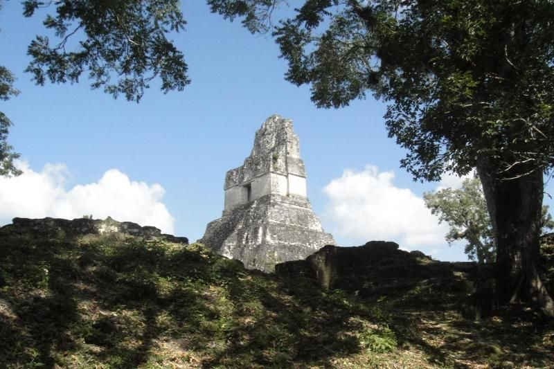 Tikal Tour by Air From Guatemala City