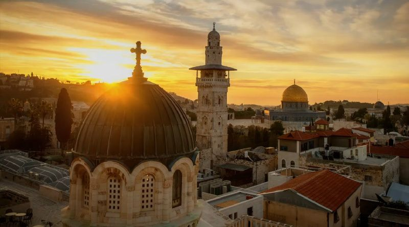 Full-Day Jerusalem Old and New Tour