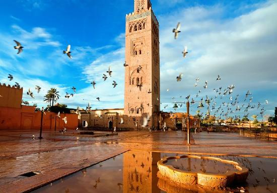 16-Day Portugal, Spain, and Morocco Tour Package