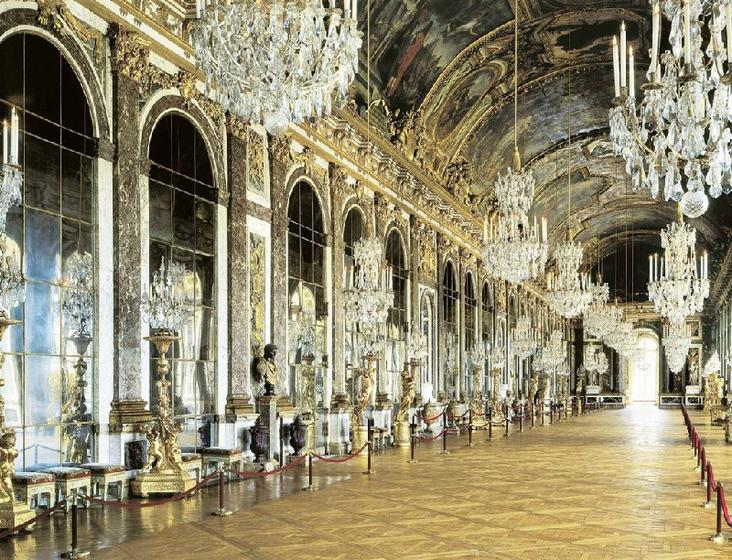 Grand Palace of Versailles Ticket and Fountain Show   All Areas + Audio Guide