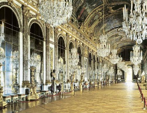Grand Palace of Versailles Ticket and Fountain Show | All Areas + Audio Guide