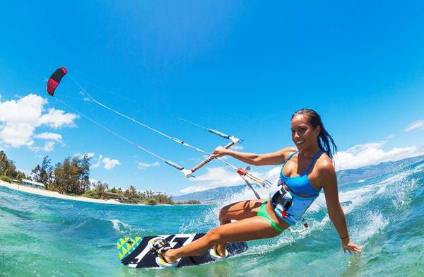 Rainbow Beach Kitesurfing Lesson 3 - Time to Ride