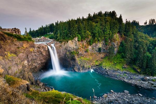 2-Day Olympic National Park & Leavenworth Tour From Seattle