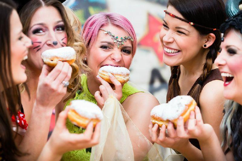 7-Day Germany Karneval Tour Package from Frankfurt