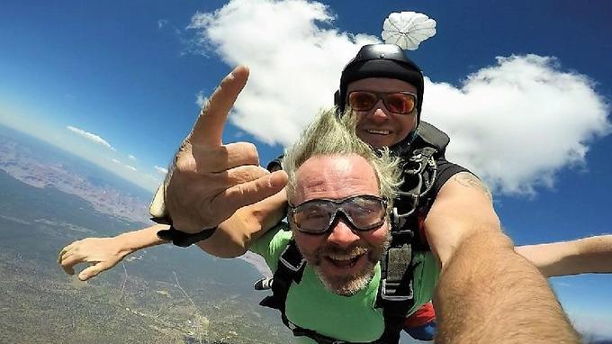 Grand Canyon - South Rim SkyDiving