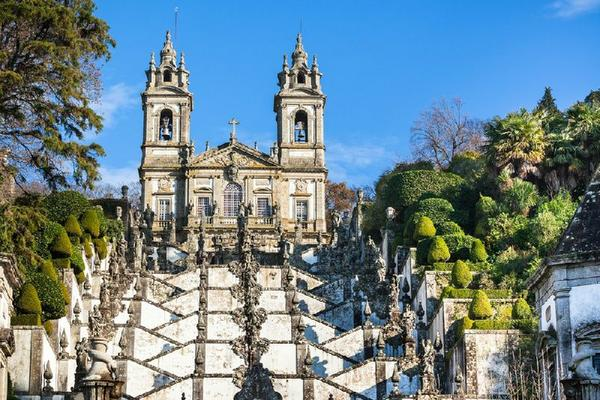 Private Guimaraes and Braga Day Trip from Porto**Small Group for 1-6 guests**