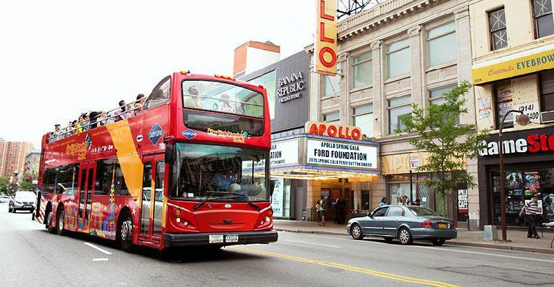NYC Combo Ticket: Hop-on & Hop-off Bus/Ferry, Ripley's Believe It or Not & Gulliver's Gate