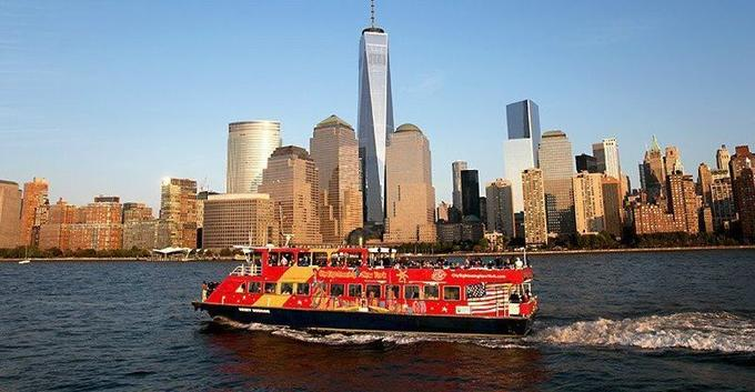NYC Sightseeing Ferry  W/ 9/11 Memorial & Museum & One World Observatory Tickets