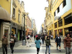 Lima Urban Discovery Walking Tour