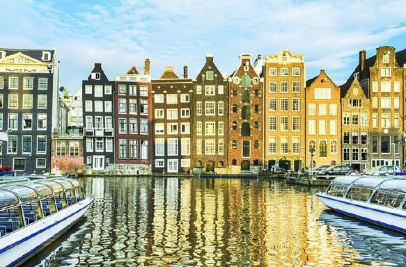1-Hour Amsterdam Canal Cruise