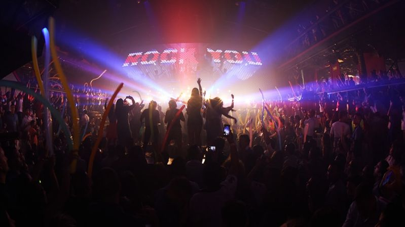 Coco Bongo Playa Del Carmen Express Ticket W/ Gold Member Open Bar (Friday To Saturday)