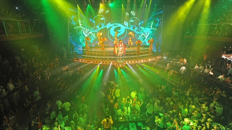 Coco Bongo Playa Del Carmen Express Ticket W/ Bar Open Regular (Monday, Wednesday, Thursday and Friday)