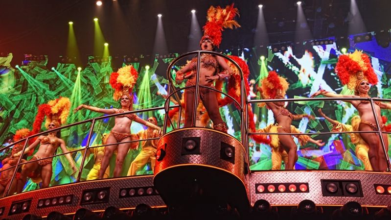 Coco Bongo Cancun Express Tickets W/ Regular Open Bar (Thursday To Sunday)
