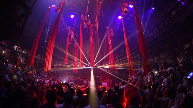 Coco Bongo Playa Del Carmen Express Ticket W/ Gold Member Open Bar (Monday - Thursday)
