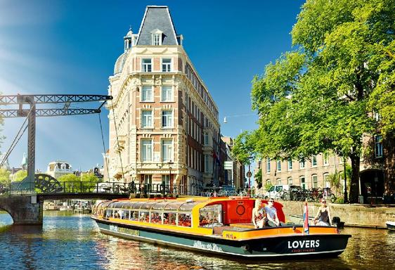 Amsterdam City Tour w/ Canal Cruise Ticket