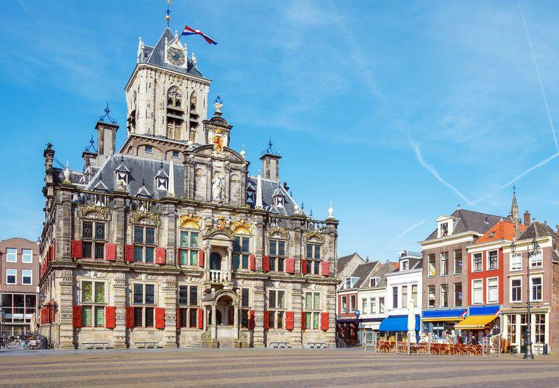 8.5-Hour Holland Day Tour from Amsterdam: Rotterdam | Delft | The Hague