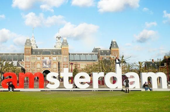 2.5-Hour Amsterdam City Tour