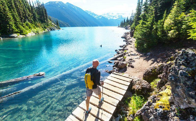 6-Day Canadian Rockies Summer Tour Package