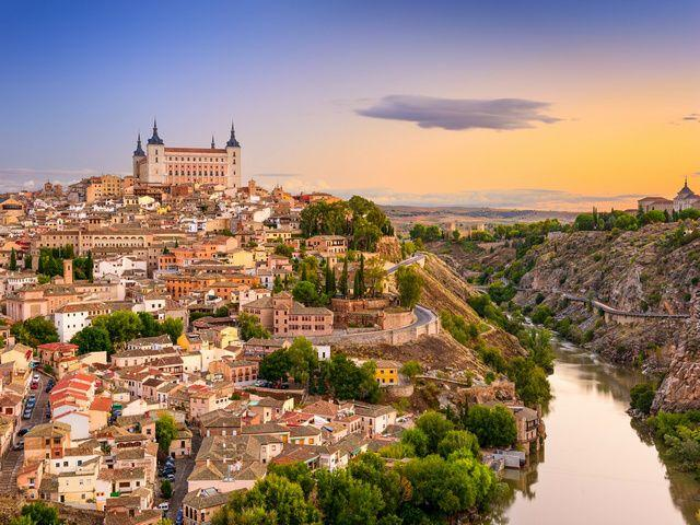 Imperial Toledo and Winery Tour from Madrid