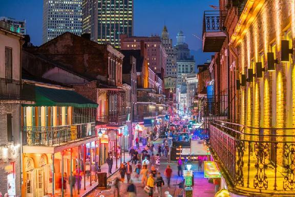 5-Days Texas & Louisiana Tour: Houston, New Orleans & San Antonio