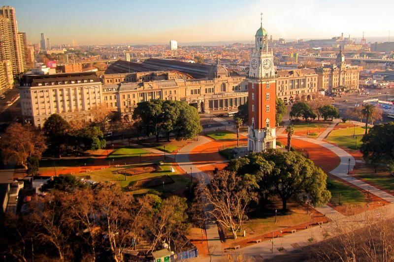 Buenos Aires City Tour With Italian-Speaking Guide