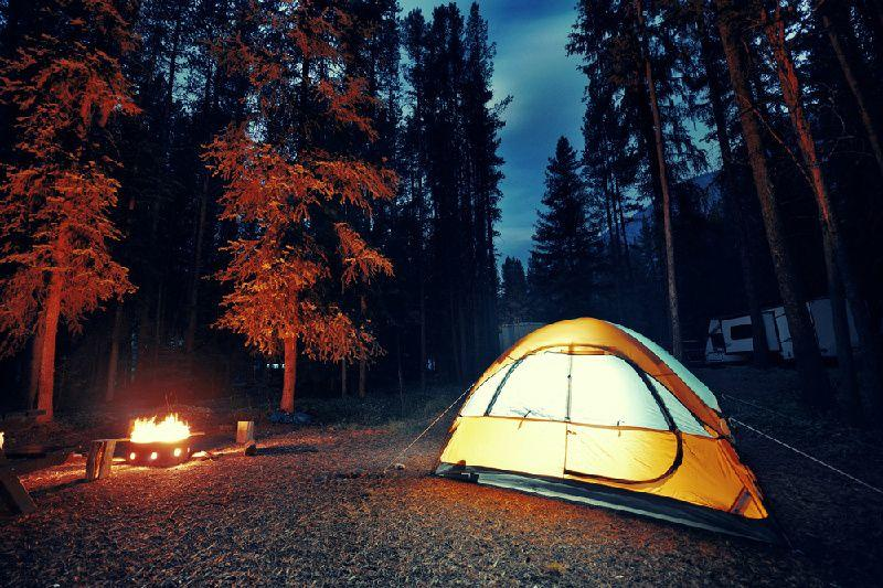 7-Day Canadian Rockies Camping Tour From Seattle