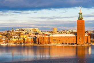 4-Day Helsinki and Stockholm Holiday Package