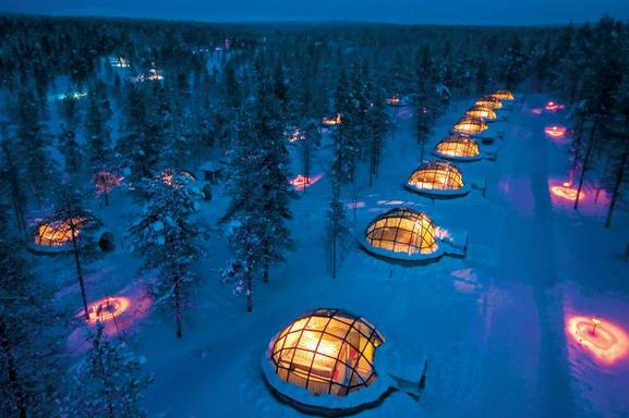 9-Day Northern Lights Lapland Holiday Package