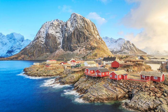 9-Day Norway Holiday w/ Hurtigruten Cruise