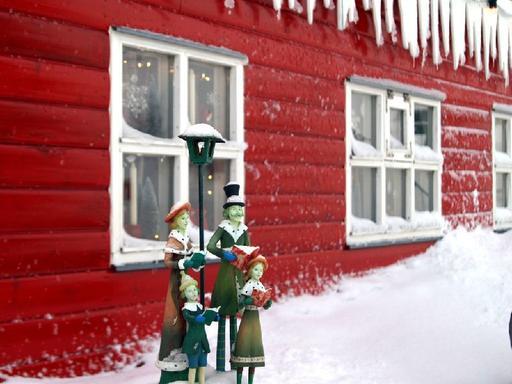 Christmas House and Gardens Tour from Akureyri
