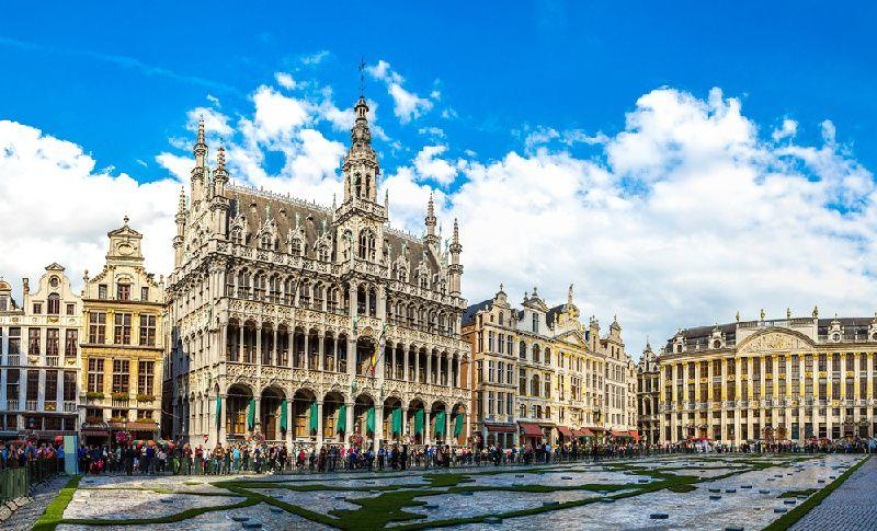 6-Day Amsterdam to London Tour: Holland | Belgium | France | England