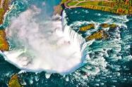 1-Day Niagara Falls Tour From New York with Flight & Cruise**Lunch included**