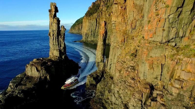 3-Hour Bruny Island Wilderness Cruise